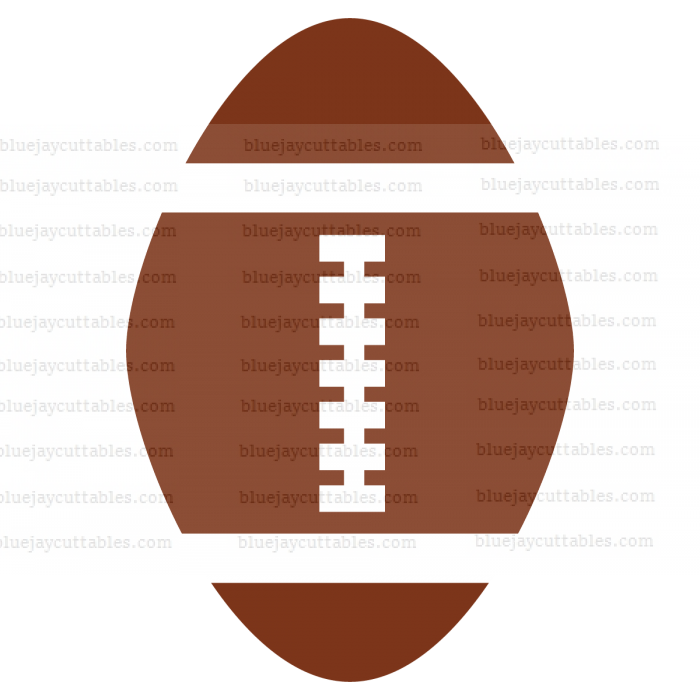 Football Sports Cuttable SVG and Printable PNG File
